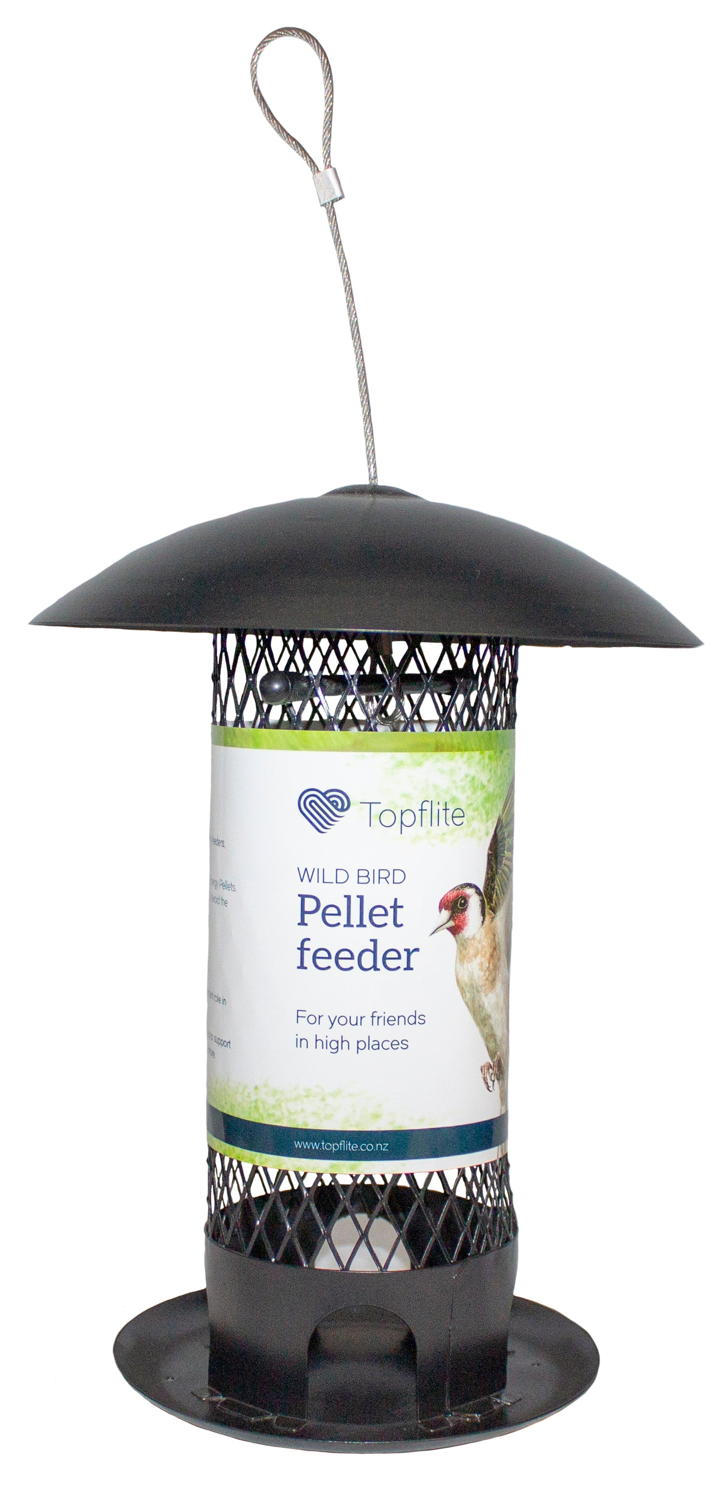 Wild Bird Energy Pellet Feeder