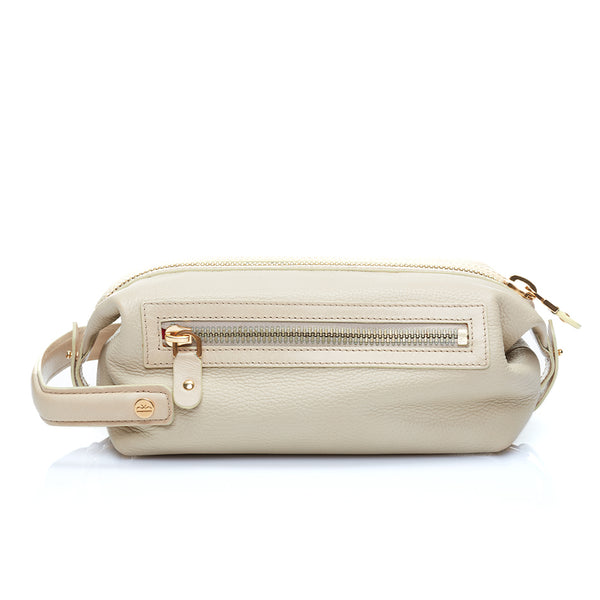 Bello Toiletry Bag Beige