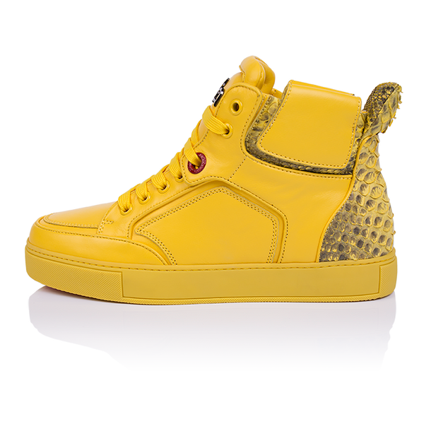 Saint Yellow High