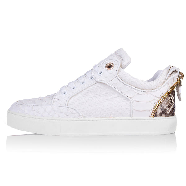 Tressor Python Low White (Limited Edition)