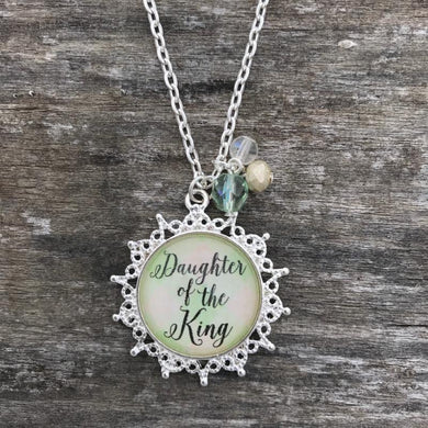 daughter of the King: green