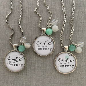 life is a journey: silver