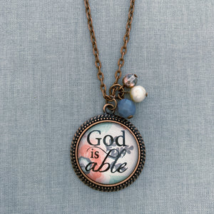 God is able: vintage