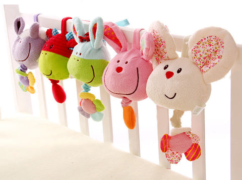 Hanging Rattle for Crib/Stroller/Car Seat