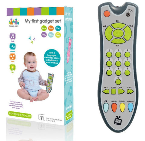 TV Simulation Remote Control