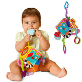 Multi-functional Cube Rattle