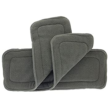 Bamboo Charcoal Diaper Insert - 5 layers