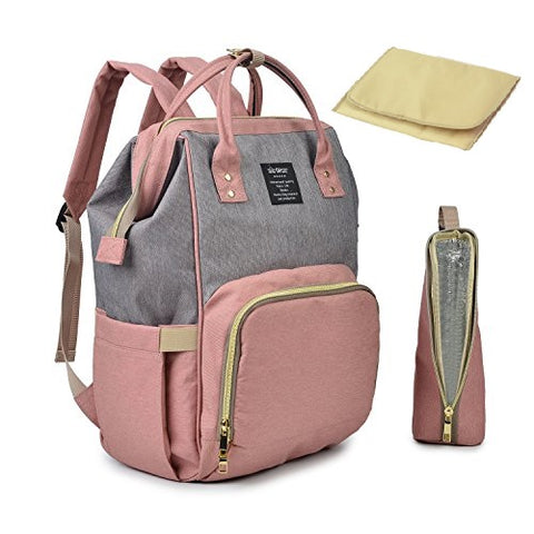 Multi - Functional Diaper Bag