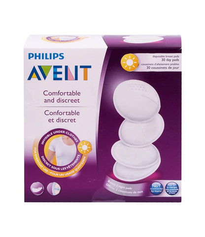 Philips Avent Disposable Breast Pads- 30 Day Pads