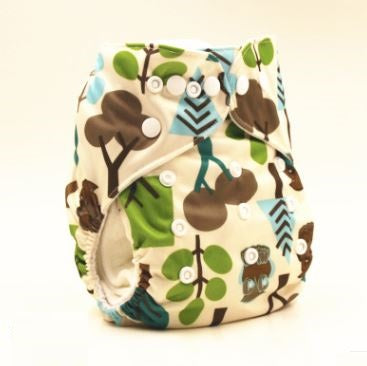 Reusable Baby Cloth Diaper
