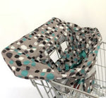 Shopping Cart Baby Seat Cover/ Restaurant High Chair Insert