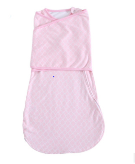 Swaddle Blanket Wrap - Pink Diamond