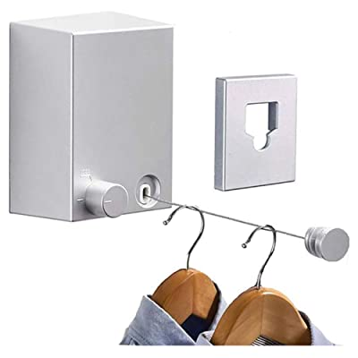 Retractable Clothes Line (Indoor/Outdoor)