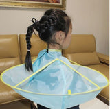 Hair Cutting Cape For Kids