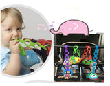 Silicon Pacifier/ Toy Holder