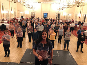 Improver Line Dance Weekend in Liverpool