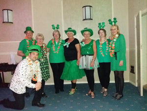St Patricks Line Dance Weekend was WONDERFUL