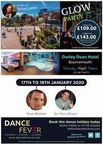 The Cheapy Weekend 2020 - Dance Fever Holidays