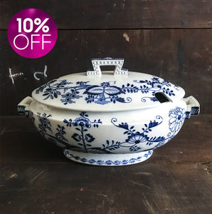 'Dresden' China Tureen