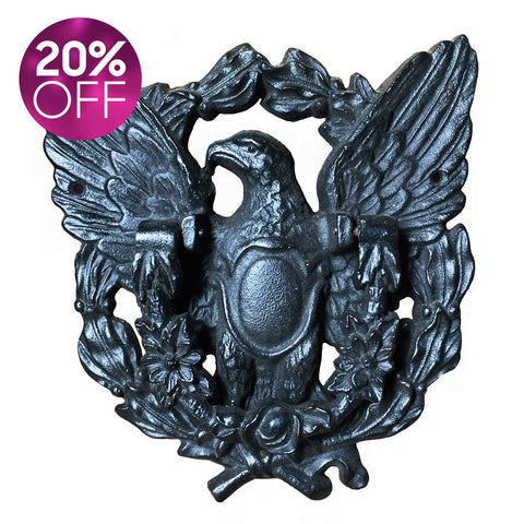 Cast Iron Eagle Door Knocker