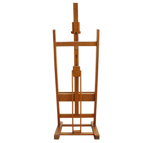 Large Vintage 'H' Artists Easel