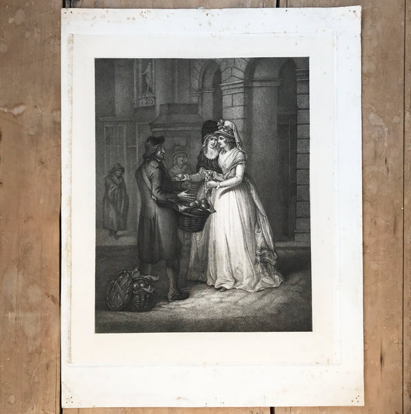 Find Antique Etchings & other Antique Prints at IntoVintage.co.uk