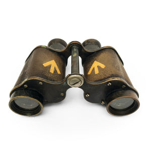 Early British Army Field Glasses by Ross of London - SHOP NOW - www.intovintage.co.uk