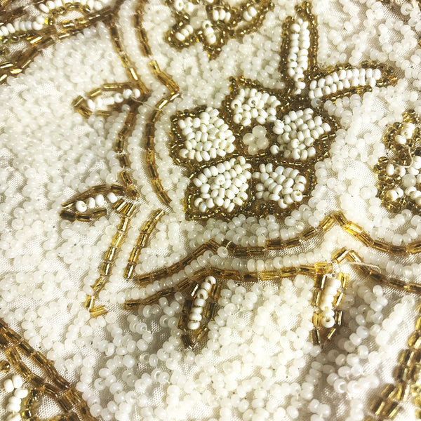 Vintage Beaded French Purse. Find this and other Beautiful Vintage Bags & Purses for sale at Intovintage.co.uk.