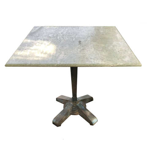 Vintage French Deco Cafe Table