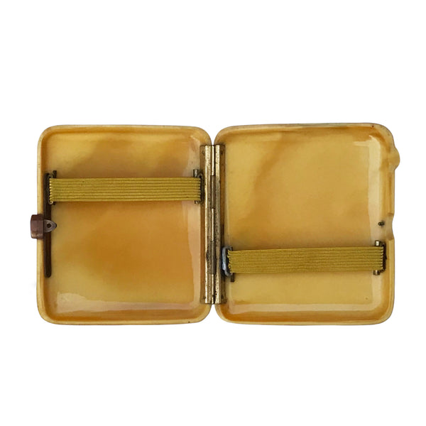 Butterscotch Cigarette Case