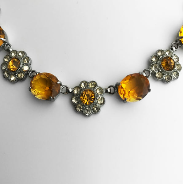 Vintage 1930's/1940's Necklace. Find this and other Vintage jewellery for sale at Intovintage.co.uk. Into Vintage