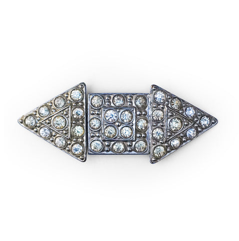 Deco Diamante Dress Buckle