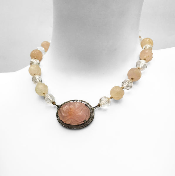 Vintage 1930's Necklace. Find this and other Vintage jewellery for sale at Intovintage.co.uk.