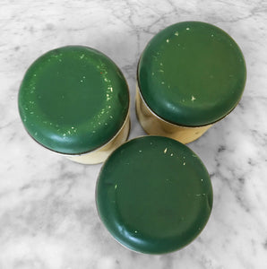 Set of 3 cool vintage kitchen tins. Coffee, Tea and Sugar. Nice and clean inside with a great vintage patina on the outside - SHOP NOW - www.intovintage.co.uk