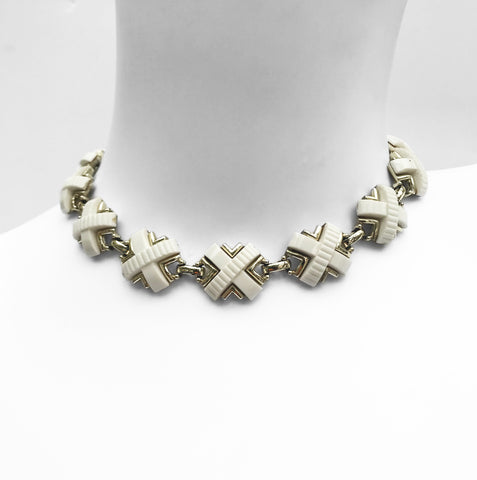 Vintage 50's Kramer Choker. Find this and other Vintage jewellery for sale at Intovintage.co.uk. Into Vintage