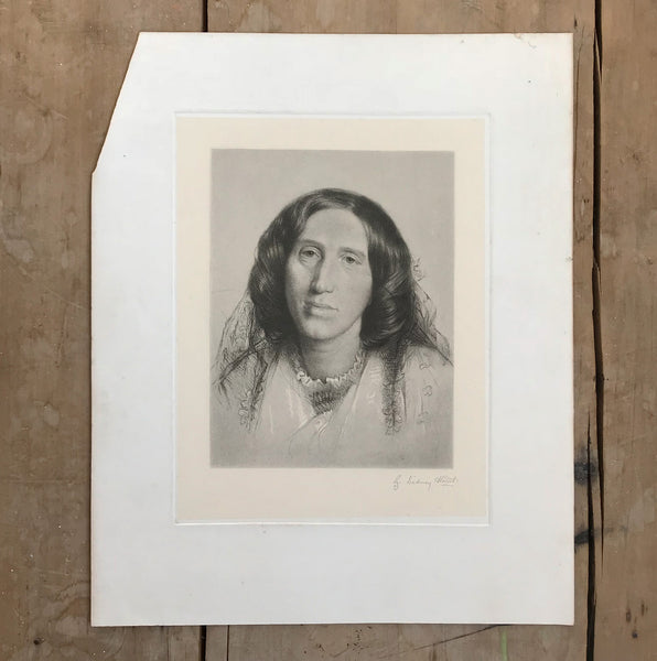 Antique Etching signed in pencil by Sidney Hunt. Find Antique Etchings & other Antique Prints at IntoVintage.co.uk