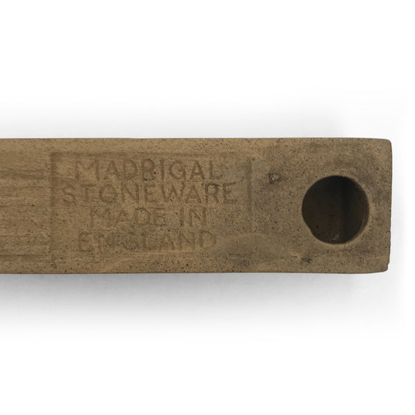 A marvellous vintage oversized stoneware match by the Madrigal Pottery Company - SHOP NOW - www.intovintage.co.uk
