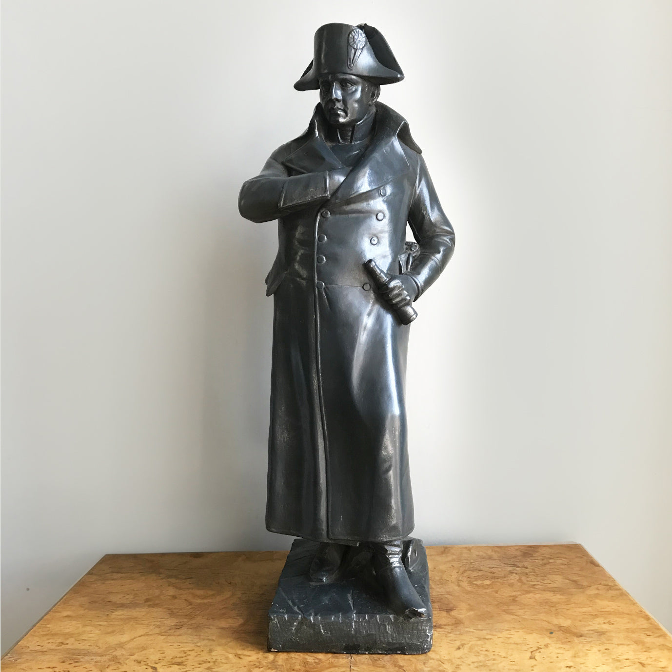 Figure of Napoleon by Austin
