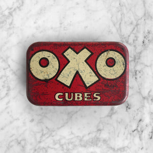 Nice little OXO Tin - SHOP NOW - www.intovintage.co.uk