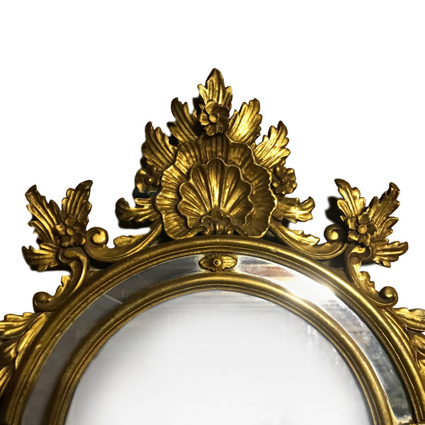 Pair of Large Fine Gilt Mirrors