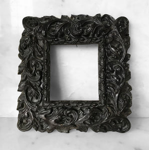 Very Old Paper Mache Frame