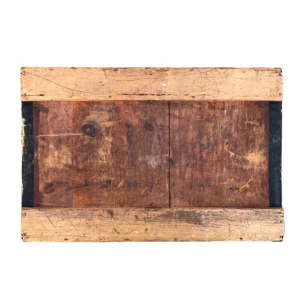 Great Shabby Old Trunk