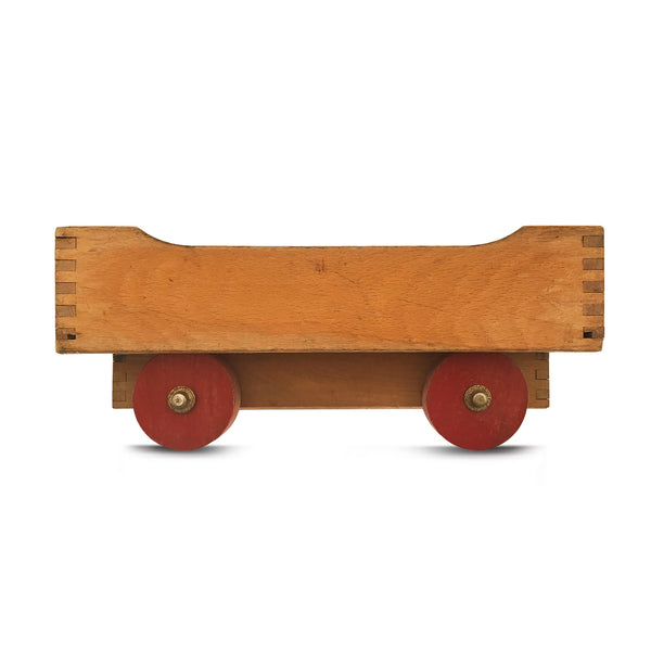 Vintage 'Design Centre' Wooden Toy Train