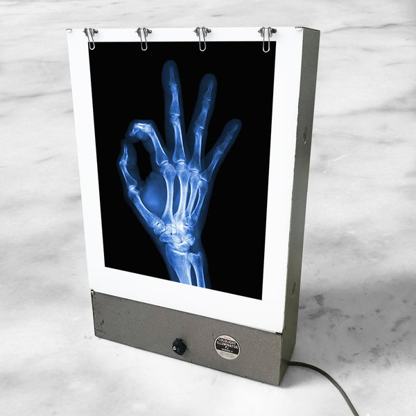 Fantastic vintage Kodak Coldlight Illuminator X-Ray light box, reclaimed from an old British Hospital - SHOP NOW - www.intovintage.co.uk