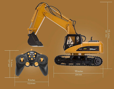 Image of 2019 Remote Control Excavator Tractor