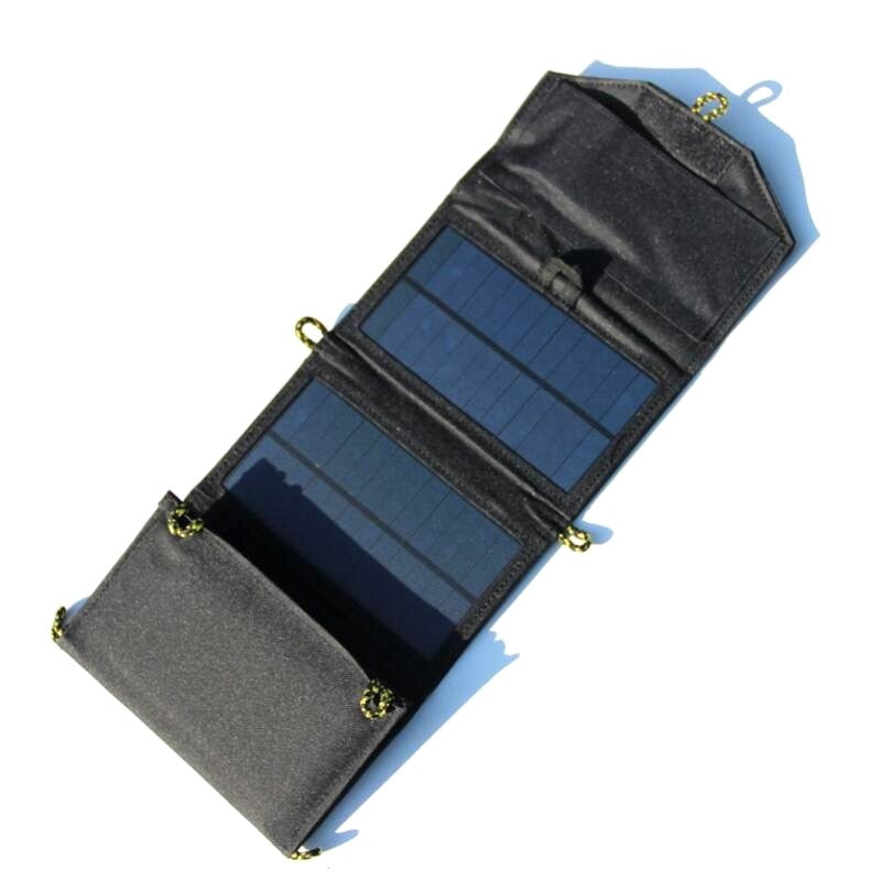 SolarPan™️ - 8W Portable Solar Panel Charger