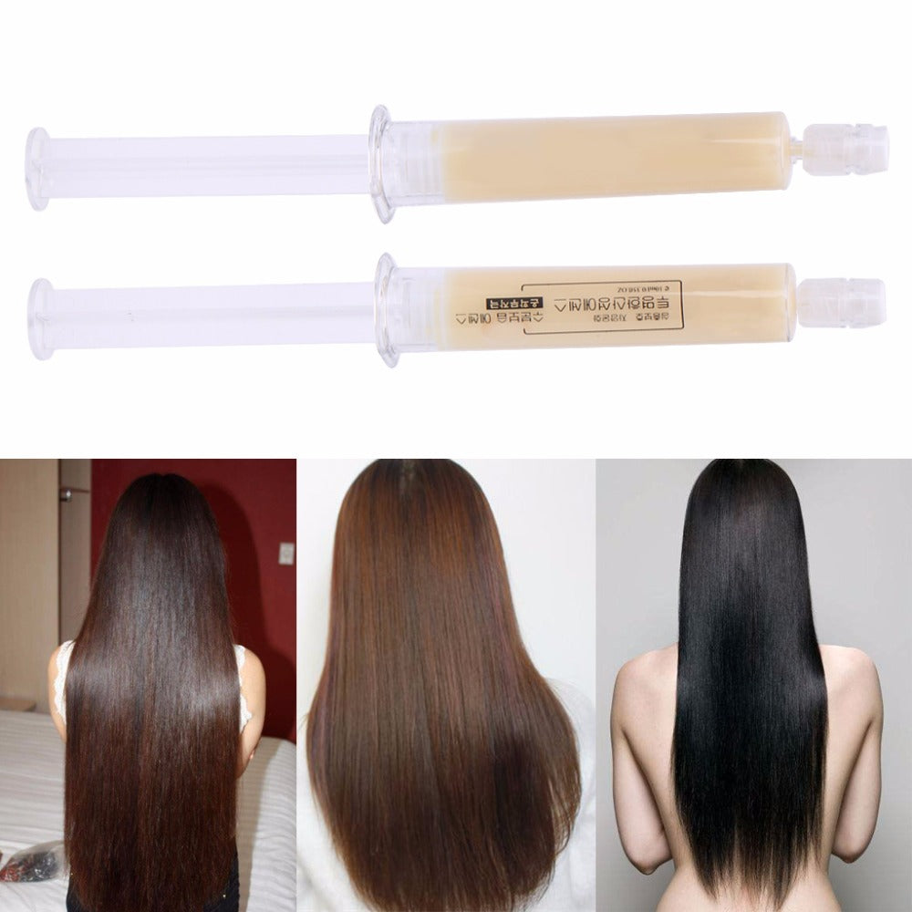 Keratin Hair Rejuvenator (2 Pieces)