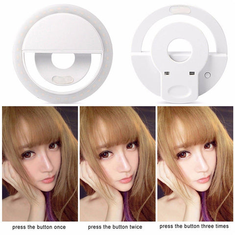 Image of New Arrive USB Selfie Flash 36 LED Photographic Lighting lamps