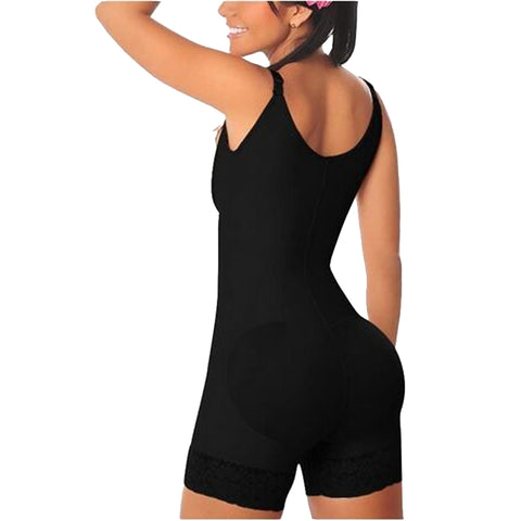 Image of AONVE Women's Full Bodysuit Waist Shaper and Corset