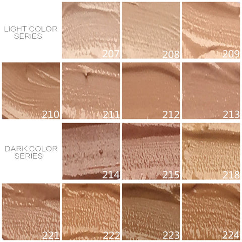Image of AIGOMC Beauty Magic Skin Concealer Foundation